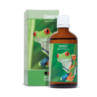 DMSO Dimethylsulfoxid 100ml, 99,9% Reinheit